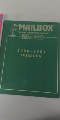 Mailbox Yearbooks for Preschool