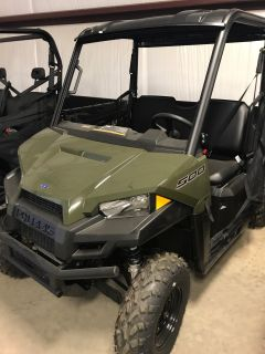 2018 Polaris Ranger 500 Side x Side Utility Vehicles Newberry, SC