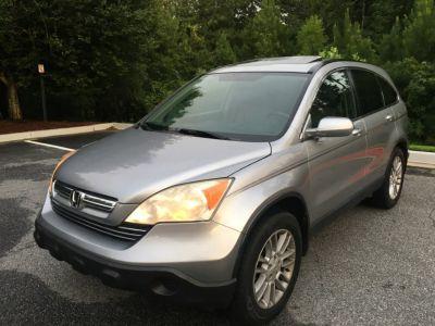 2008 Honda CR-V EX-L (Silver)