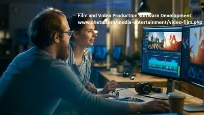 Film and Video Production Software Development by Professionals