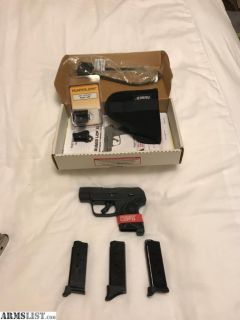 For Sale/Trade: Ruger lcp 2 with extras