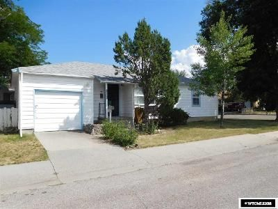 3 Bed 1 Bath Foreclosure Property in Casper, WY 82604 - Hy Ave