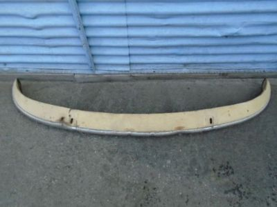 Purchase PORSCHE 356 B C SC FRONT BUMPER 356B 356C 356SC motorcycle in Los Angeles, California, United States, for US $465.00