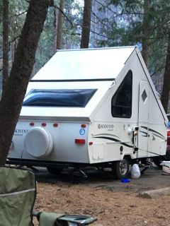 2012 Forest River Rockwood Premier A122
