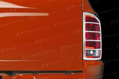 Find SES Trims TI-TL-106 Dodge Ram Taillight Bezels Covers Chrome Ring Trim ABS motorcycle in Bowie, Maryland, US, for US $78.00