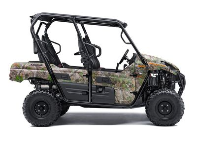 2018 Kawasaki Teryx4 Camo Side x Side Utility Vehicles San Jose, CA