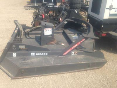 $7,500, 2013 Bradco Ground Shark