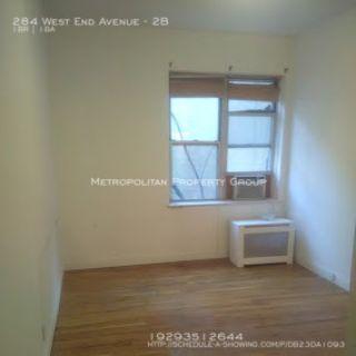 1 bedroom in Upper West Side