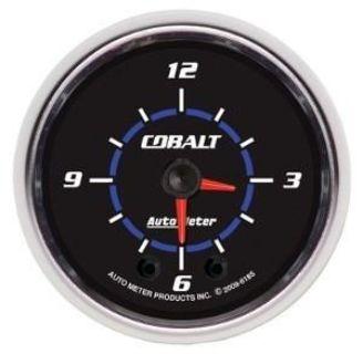 Buy Autometer 2in. CLOCK; ILLUMINATED; ANALOG; COBALT motorcycle in Acworth, Georgia, US, for US $102.61