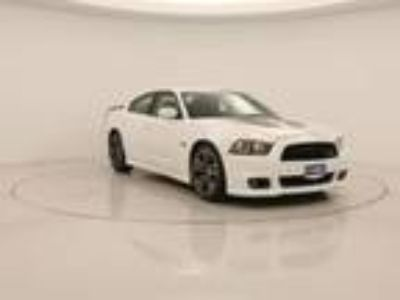 2013 Dodge Charger SRT-8 SuperBee