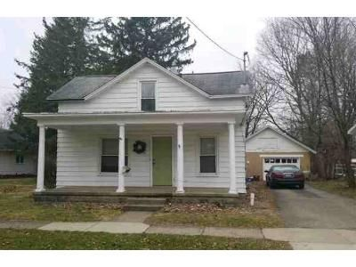 3 Bed 1 Bath Foreclosure Property in Coldwater, MI 49036 - S Sprague St