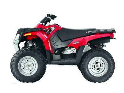 2008 Polaris Sportsman 400 H.O. ATV Utility Eastland, TX