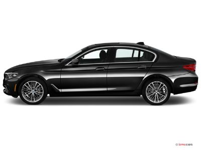 2019 BMW 5-Series 540I XDRIVE (Dark Graphite Metallic)