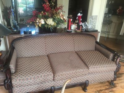 Beautiful Antique Couch