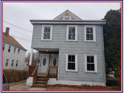 4 Bed 2 Bath Foreclosure Property in New London, CT 06320 - Moore Ave