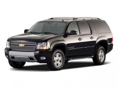 2009 Chevrolet Suburban LT 1500 (Gold Mist Metallic)