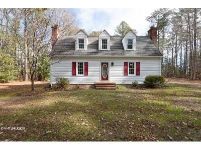 3 Bed 2 Bath Foreclosure Property in Lancaster, VA 22503 - Oak Hill Rd
