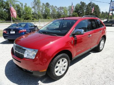 2010 Lincoln MKX Base (Red)