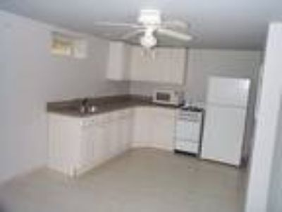 Real Estate Rental - One BR One BA Apartment