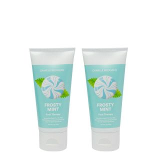 Revive Dry and Cracked Feet with Camille Beckman's Foot Cream