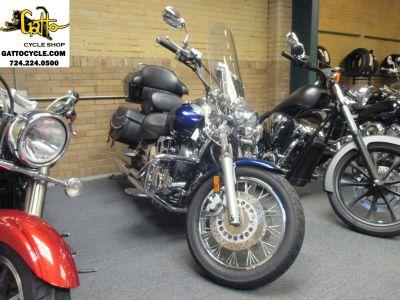 2008 Yamaha Motor Corp., USA V Star 1100 Classic Cruiser Motorcycles Tarentum, PA