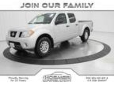 used 2019 Nissan Frontier for sale.