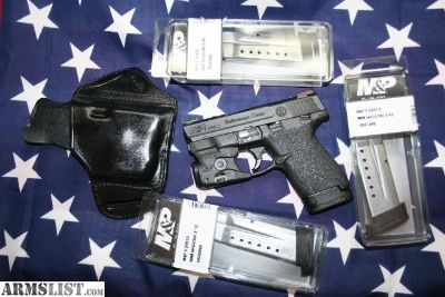 For Sale: S&W SHIELD PERFORMANCE CENTER WITH TLR-6