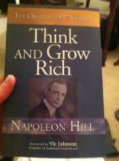 "Free Free book of ""Think and Grow Rich"""