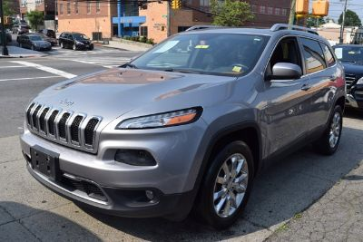 2015 Jeep Cherokee Limited (Billet Silver Metallic Clearcoat)