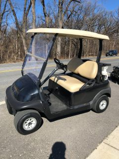 2014 Club Car Gas Golf carts Forest View, IL