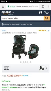 Graco Albie Collection 2017