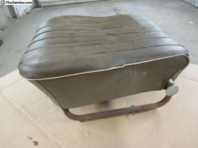 Green/Grey Seat Bottom 58'/59' Beetle Original