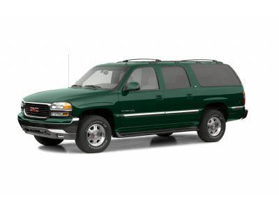 2003 GMC Yukon XL 1500 (Garnet Red Metallic)