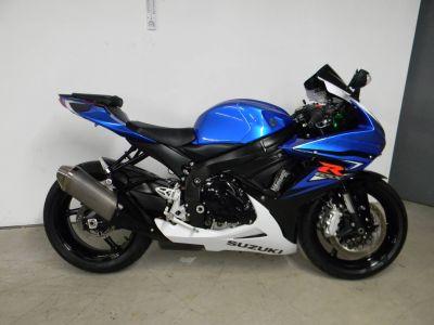 2014 Suzuki GSX-R600 Sport Motorcycles Springfield, MA