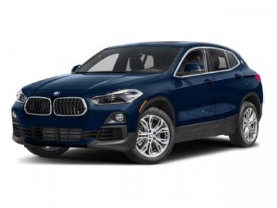 2018 BMW X2 xDrive28i (White)