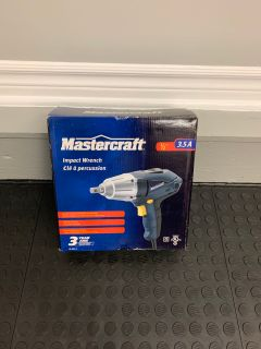 Impact wrench - electric