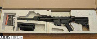 For Sale: Sig Sauer 716 308 AR-10 Like New