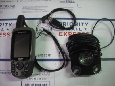 Sell Garmin GPSMAP 60CSx Handheld GPS Receiver & CORD & MOUNT motorcycle in Wilkes-Barre, Pennsylvania, United States, for US $205.00