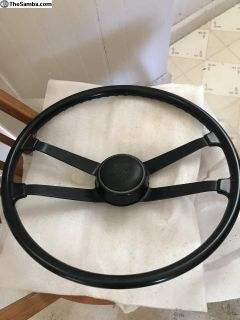 Early SWB steering wheel