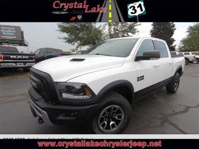 2015 RAM 1500 Rebel (White)