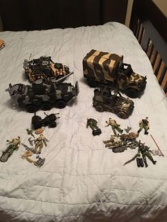 True Heroes Military toys