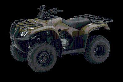 2016 Honda FourTrax Recon Utility ATVs Saint Joseph, MO