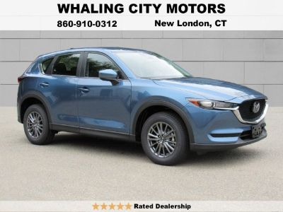 2018 Mazda CX-5 (Eternal Blue Mica)