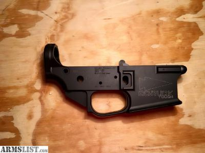 For Sale: GORUCK custom AR Lower Reciever; PreCopyright ban - #56 of 150