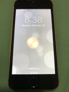 Apple iPhons 5S 16 GB AT&T