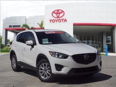 2016 Mazda CX-5 Touring (White)