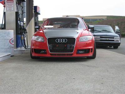 Factory Built Audi A4 B7