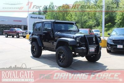2014 Jeep Wrangler Sport (Black Clearcoat)