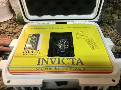 Invicta Diving watch like new
