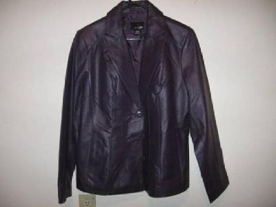$150 Ladie leather jacket